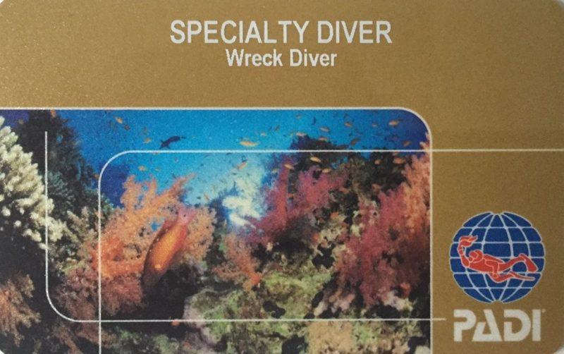Учебники padi deep diver manual